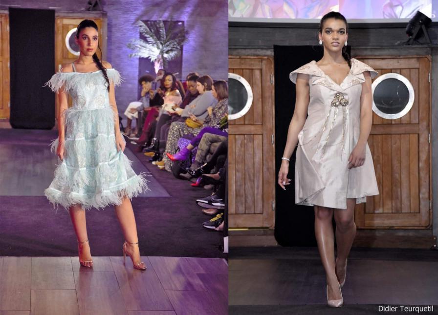 Fashion week 2019 avec Bakana Prod Events
